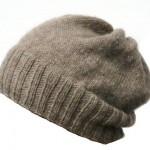 шапка кулирка удлиненная