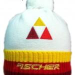 шапка лыжная комбинированая флис плюс трикотаж