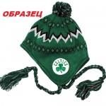 шапка с флисом скандинавка