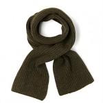 шарф классический полушерсть