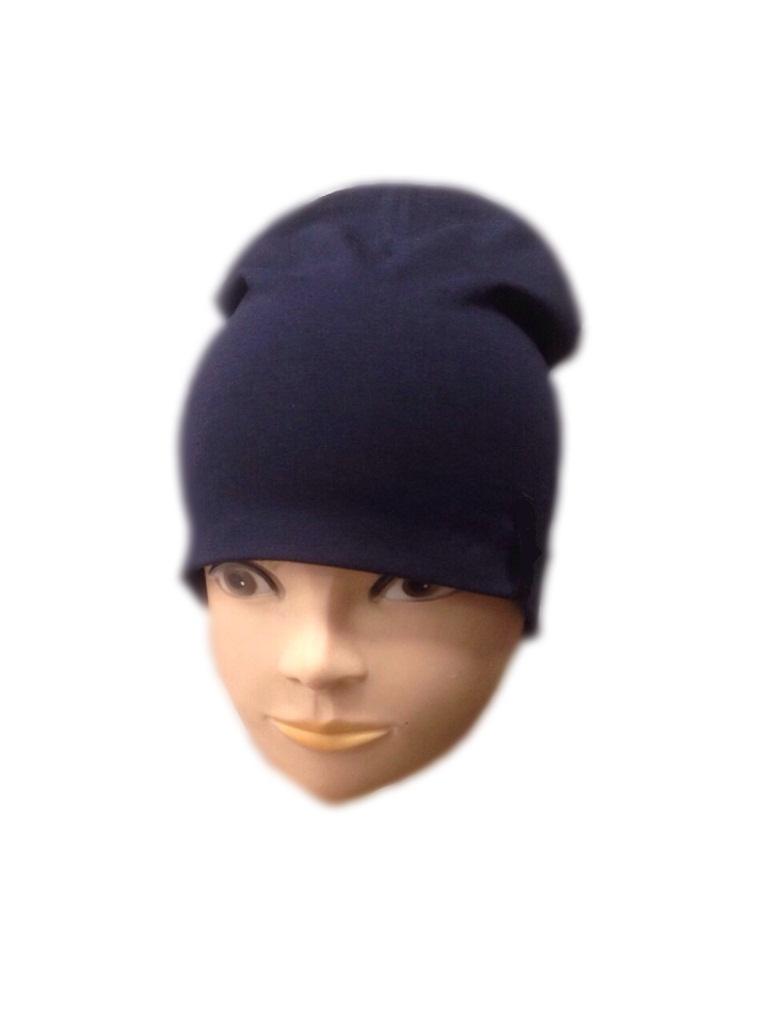 шапка трикотажная хлопок