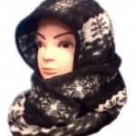 худ шарф
