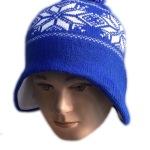 шапка с ушами  400 р