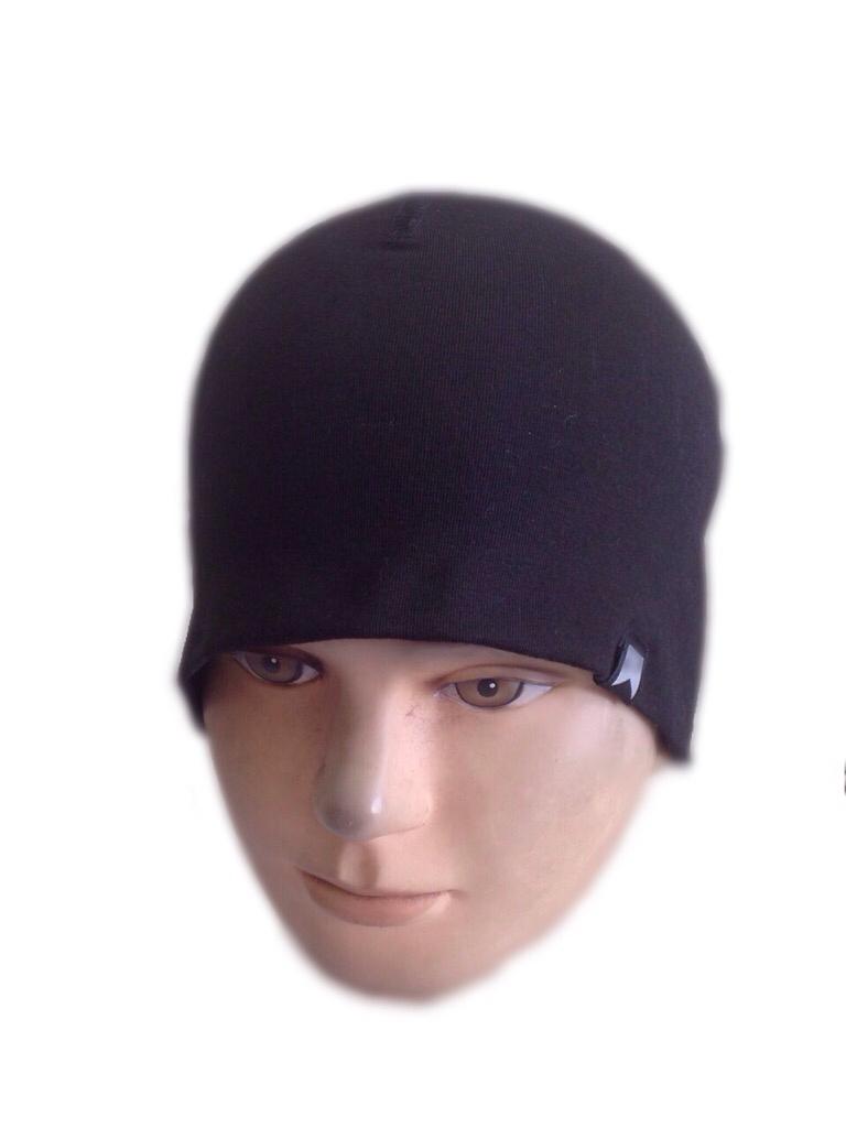 шапка трикотажная по голове хлопок